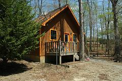 Gabby's Standard Cabins in Helen