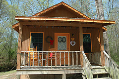 Family Cabins in Helen