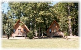 Gabby's Cabins, affordable accommodation for the Oktoberfest in Helen